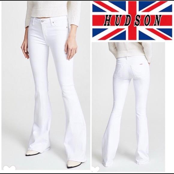 1852d3f4831 Hudson Jeans Jeans | Hudson Barefoot Mia Skinny Flare | Poshmark